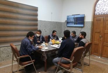 بازدید مدیرعامل محترم شرکت از پروژه های دردست اجرا در کشور عراق