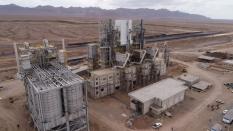 پروژه احداث کارخانه آهک و دولومیت ممرادکو